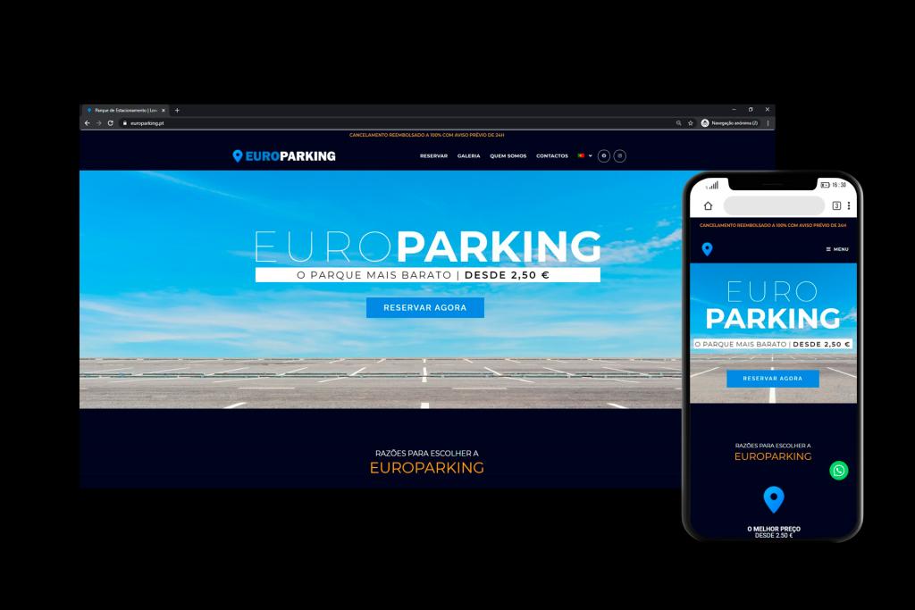 europarking website